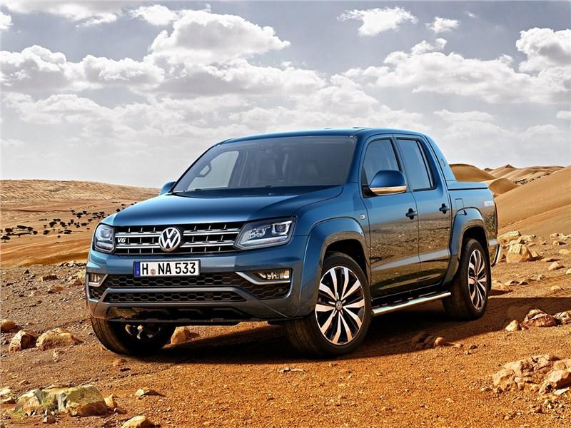 Volkswagen Amarok 2017 По-взрослому