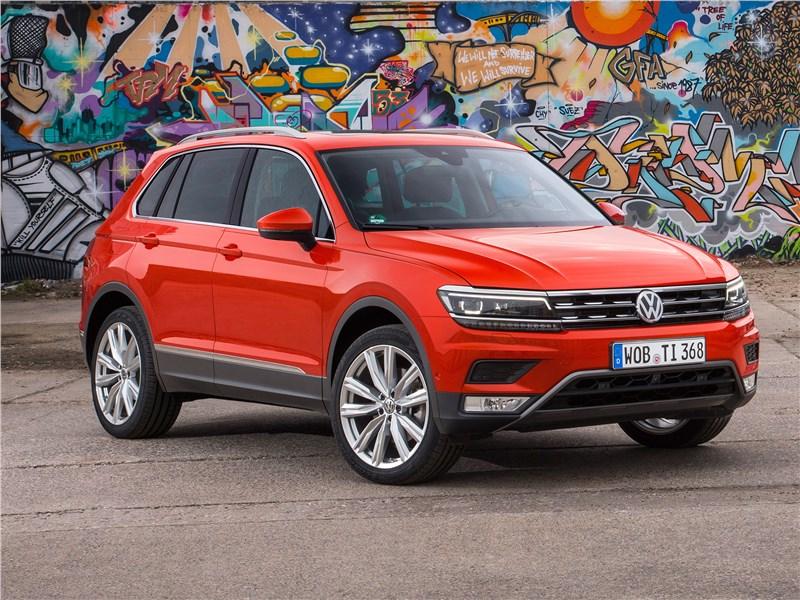 Volkswagen Tiguan 2017 В новую эру