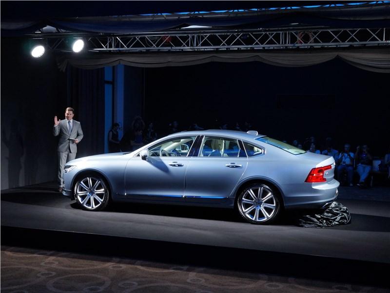 Volvo S90 2016 Новинка из 90-х