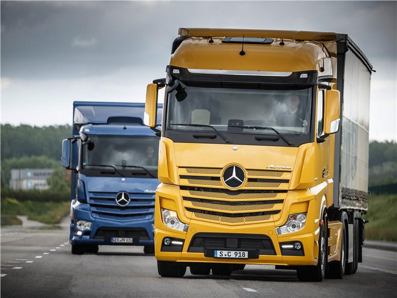 Mercedes-Benz Trucks на IAA 2016. Улучшая оптимальное