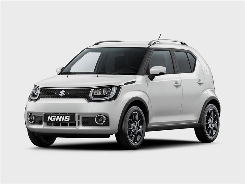 Suzuki Ignis 2016 Претендент