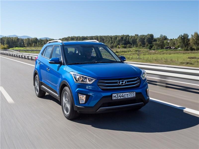 Hyundai Creta - hyundai creta 2016 корейский перчик