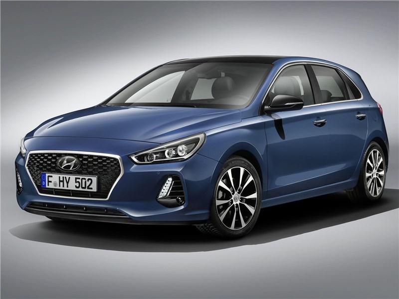 Hyundai i30 2017 К порядку!