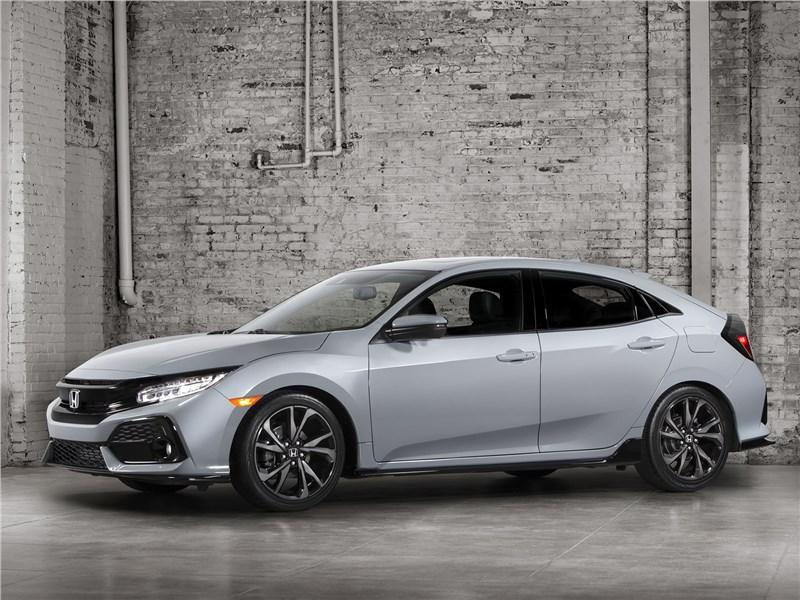 Новый Honda Civic - Honda Civic 2017 Старому Свету