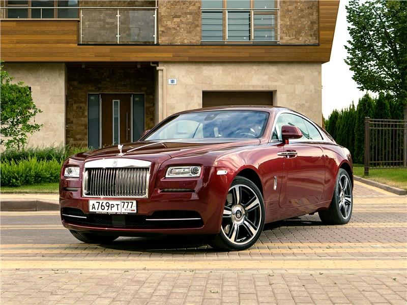 Rolls-Royce Wraith 2013 Безмятежный ураган