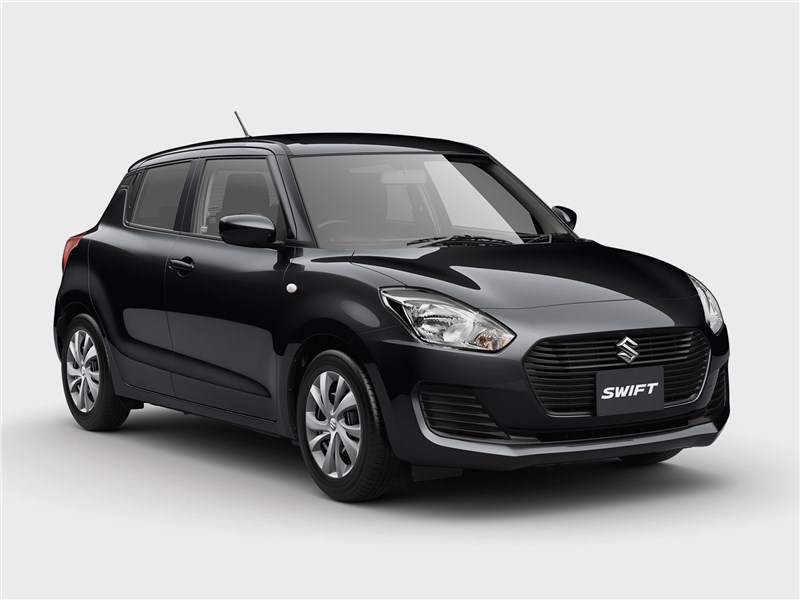 Suzuki Swift 2017 Задира