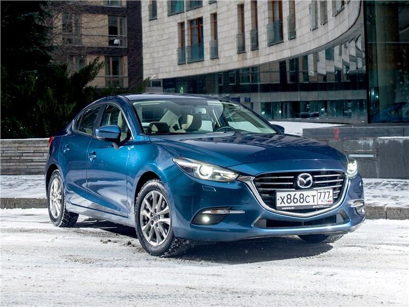 Mazda 3 - mazda 3 sedan 2017 элементарно, ватсон!