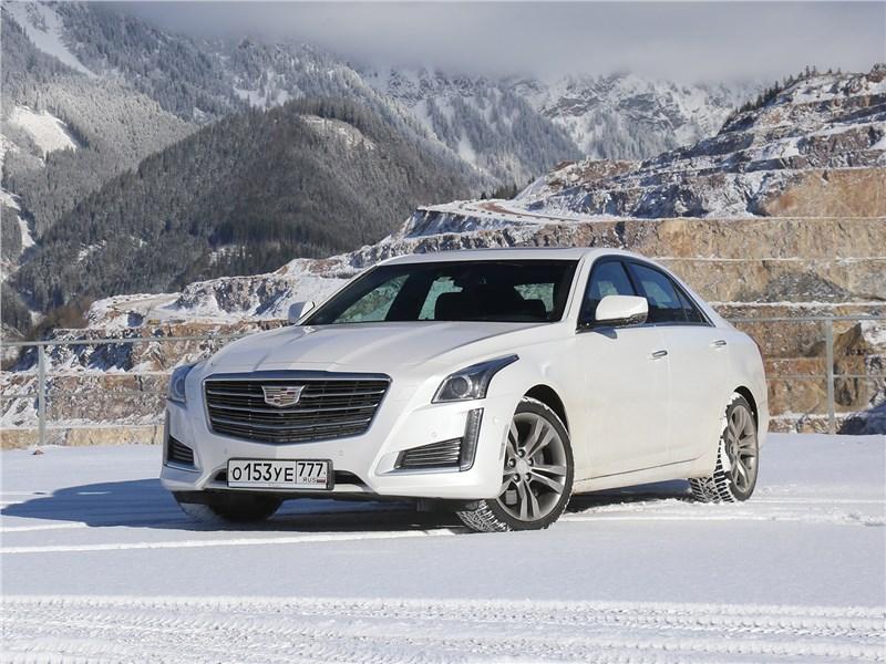 Cadillac CTS - cadillac cts 2017 как у элвиса