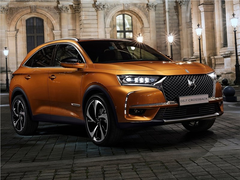 DS, 7 Crossback