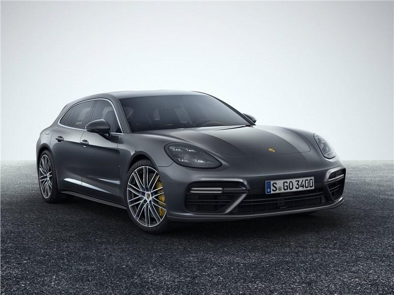 Porsche Panamera Sport Turismo 2018 А теперь – универсал!