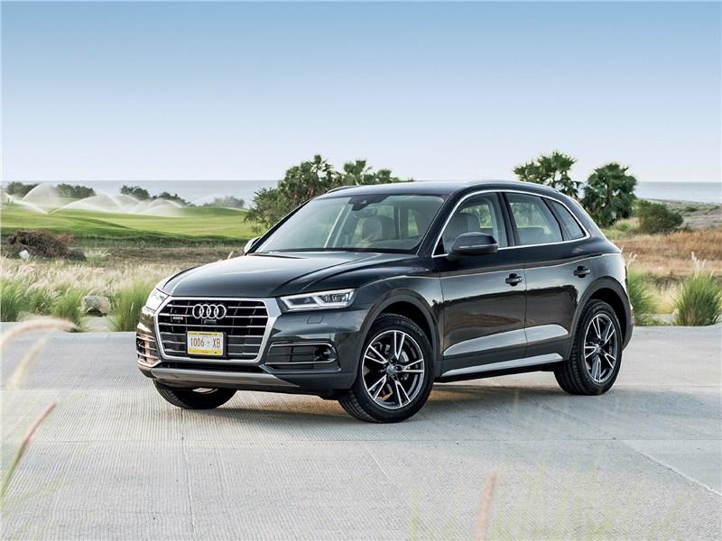Новый Audi Q5 - Audi Q5 2017 Опережая время