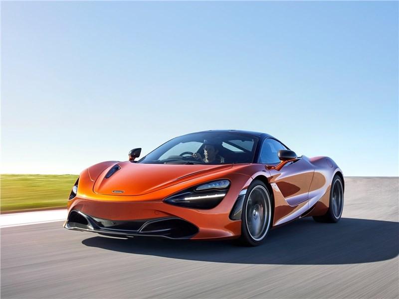 McLaren 720S 2018 Секрет скорости