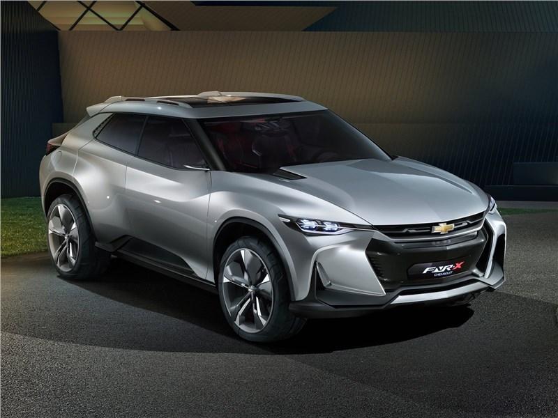 Chevrolet FNR-X Concept 2017 Штурмовик