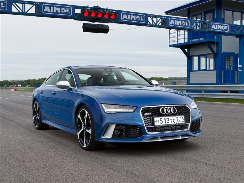 Audi RS7 - audi rs 7 sportback performance 2016 между ангелом и бесом