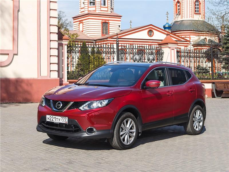 Nissan Qashqai 2014 Девочки, не мелочитесь!