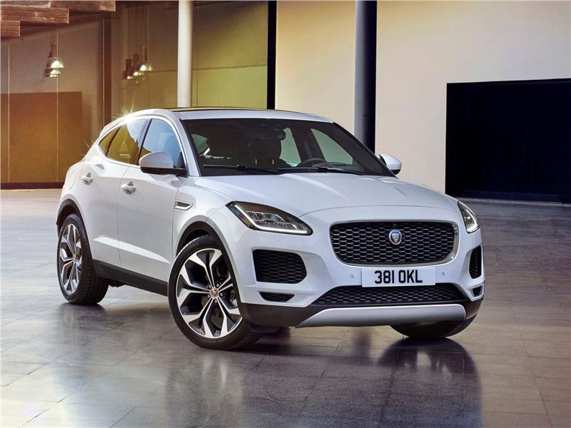 Jaguar E-Pace 2018 Добрый зверь из Книги Гиннесса