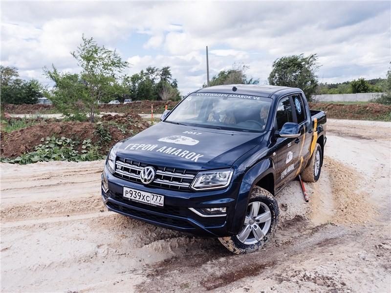 Volkswagen Amarok - volkswagen amarok 2017 большому кораблю