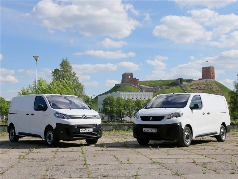 Peugeot Expert - peugeot expert 2017 и citroen jumpy 2017 новая волна