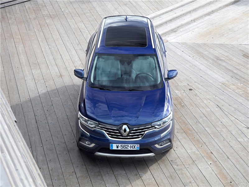 Renault Koleos - renault koleos 2017 стиляга