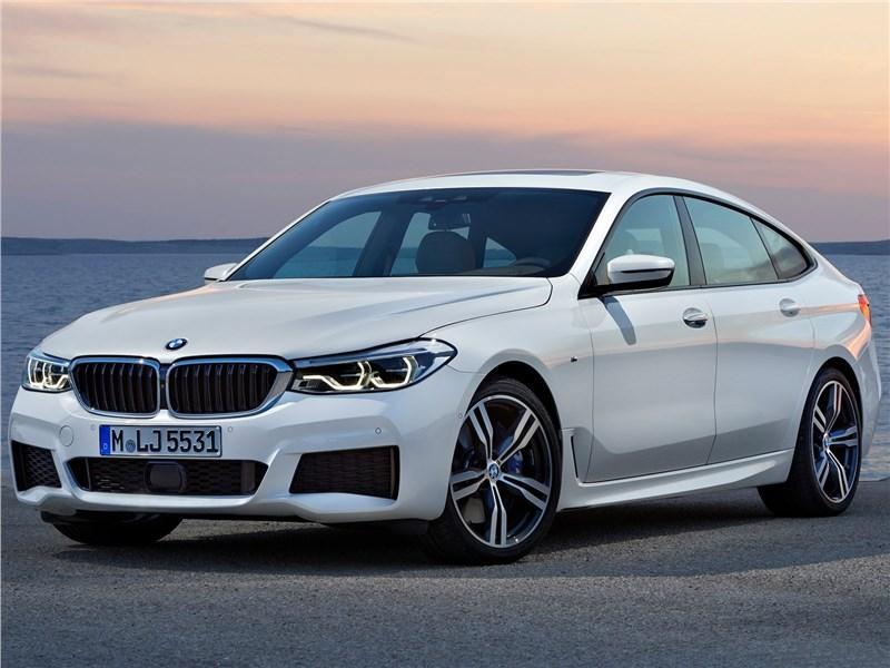 Новый BMW 6 series - BMW 6-Series Gran Turismo 2018 Пост сдал, пост принял