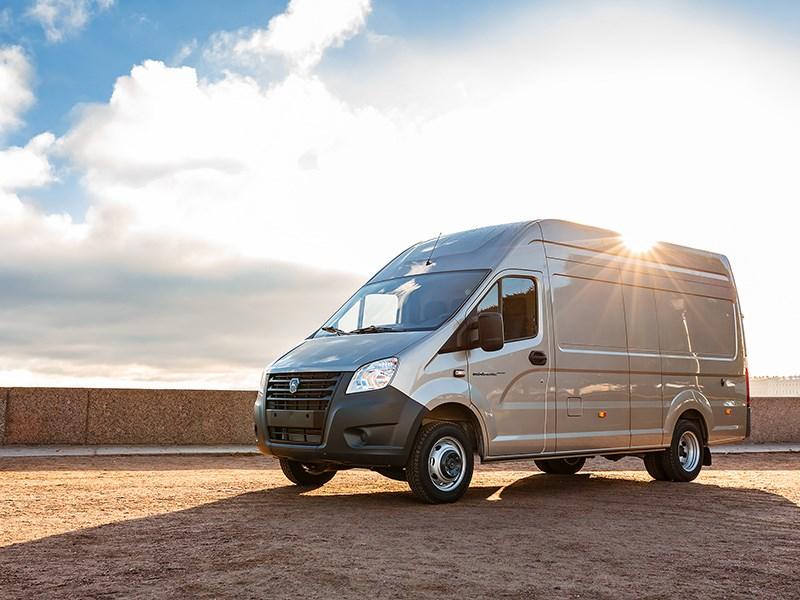 ВТурции начали выпускать новые русские фургоны «ГАЗель»