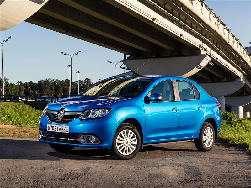 Renault Logan - renault logan 2014 на особом положении