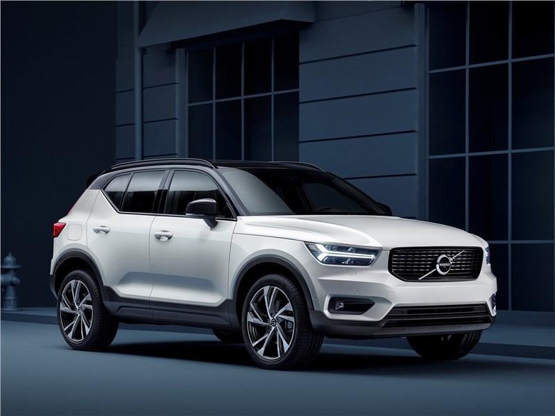 Volvo XC40 2018 Мал, да удал