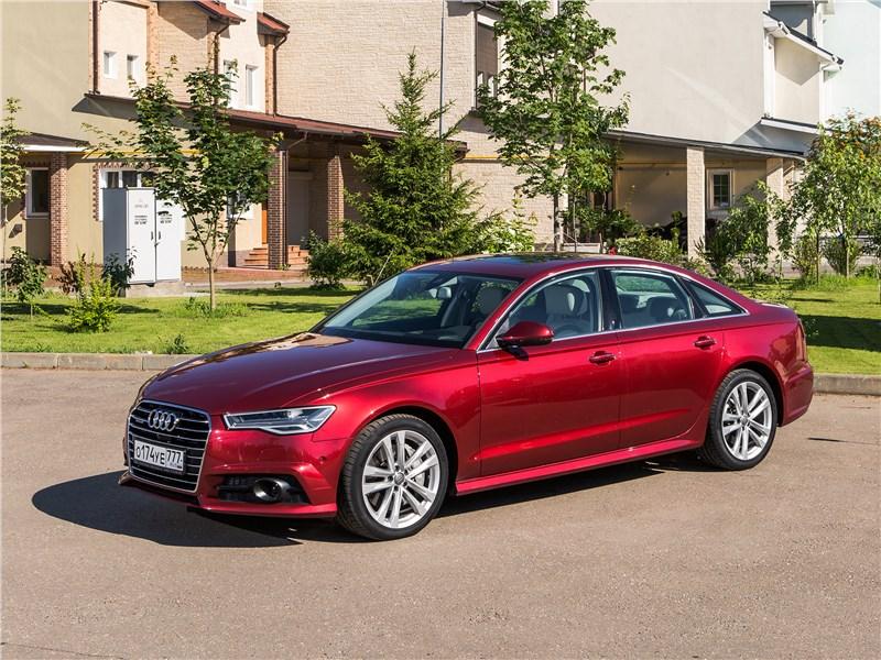 Audi A6 - audi a6 2015 ума палата