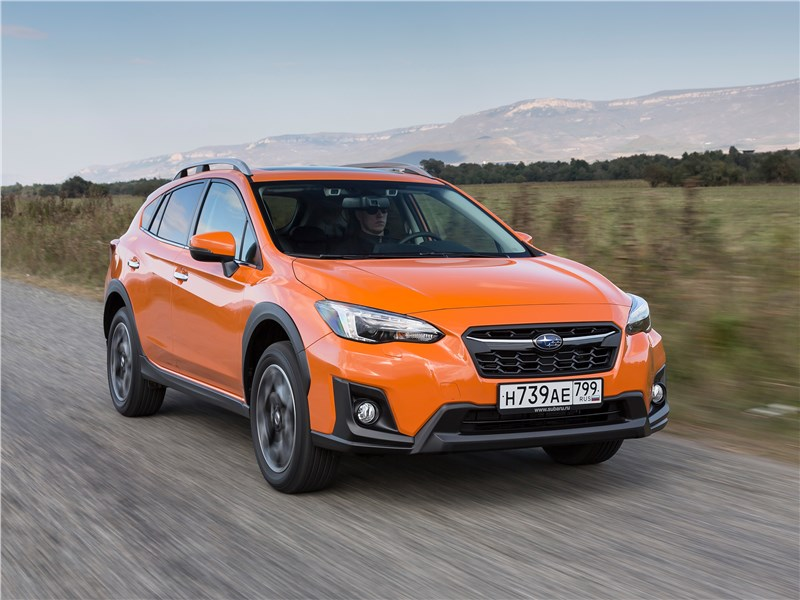 Subaru XV - subaru xv 2018 особо ценный экземпляр