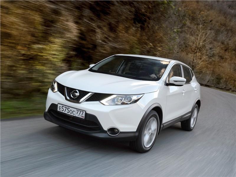 Nissan Qashqai 2014 Пришедший побеждать