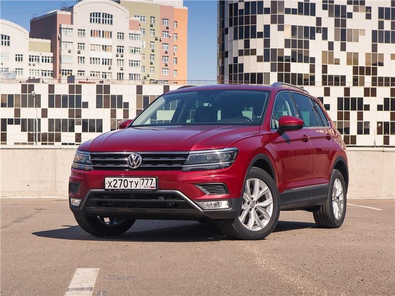 Volkswagen Tiguan 2017 Полный порядок