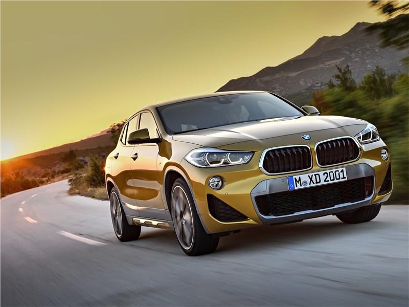 Новый BMW X2 - BMW X2 2019 Второй пошел!