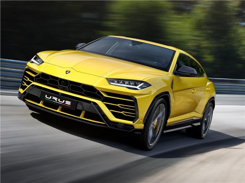 Lamborghini Urus 2019 В погоню