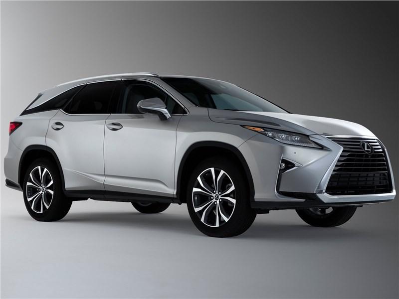 Lexus RX L 2018 Для дома, для семьи