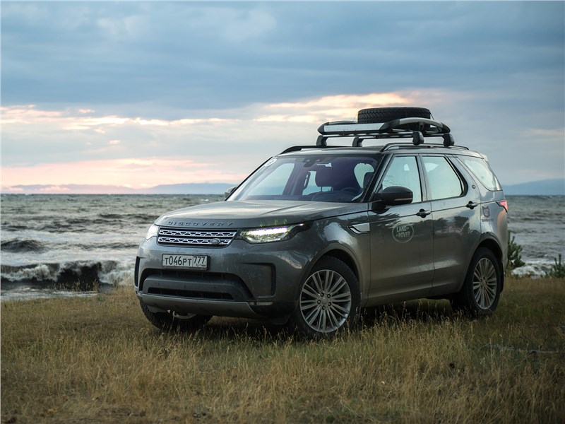 Land Rover Discovery - автопутешествие: land rover discovery 2017. на пути к истокам