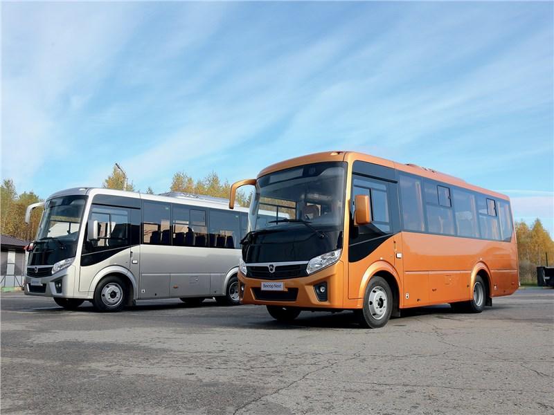 «Вектор Next»: трансформация грузовика в автобус