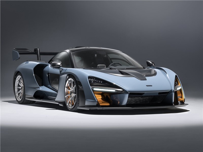 McLaren рассказал о своих будущих моделях Фото Авто Коломна