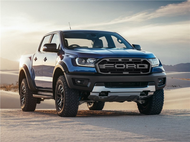 Ford Ranger Raptor 2019 Царь горы