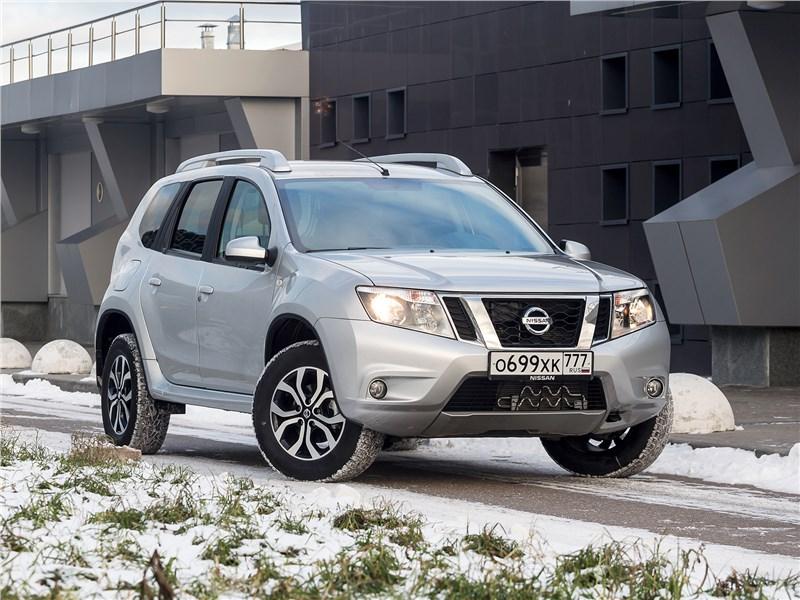 Nissan Terrano - как французская инженерия, японская харизма и российская адаптация слились в одном nissan terrano