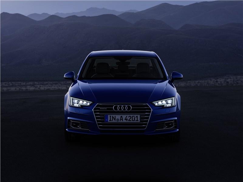 Audi A4 2016 Инструмент немецкого мастера