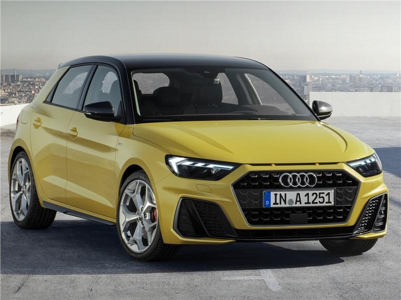 Новое поколение Audi A1   Боевая единица Фото Авто Коломна