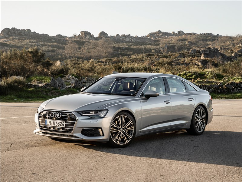 Когда «бюргеры» дерутся: Audi A6 против Mercedes-Benz E-Class A6