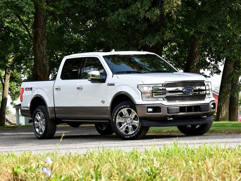 Ford отзывает 2 миллиона пикапов
