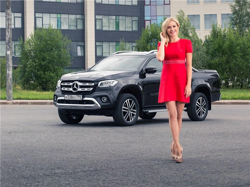 Mercedes-Benz X-Class - mercedes-benz x-class 2018 стахановец и… завсегдатай бутиков