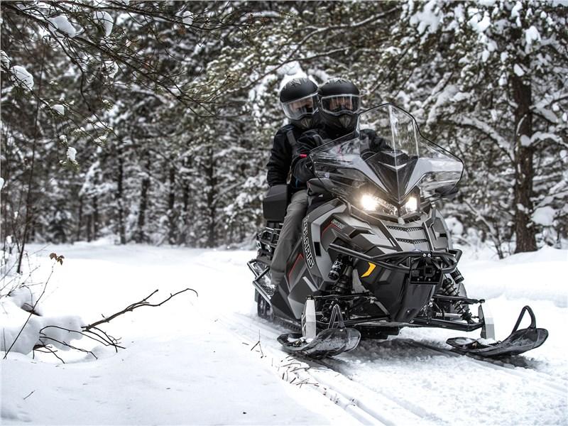 Снегоходы Polaris: Сердце северных гор Фото Авто Коломна