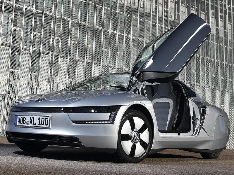 Экологичный Volkswagen XL1 будет выпускаться серийно