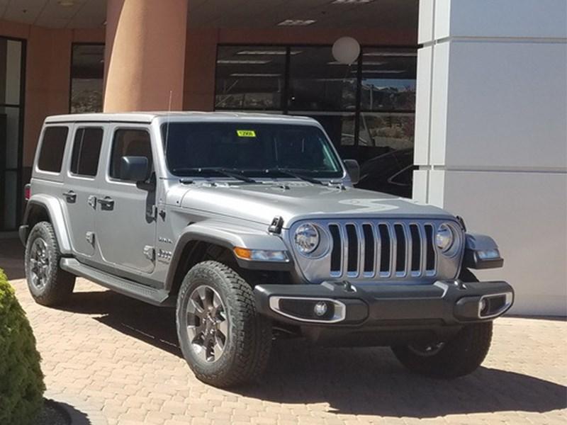 Jeep отзывает 18 тыс. новых Wrangler вСША