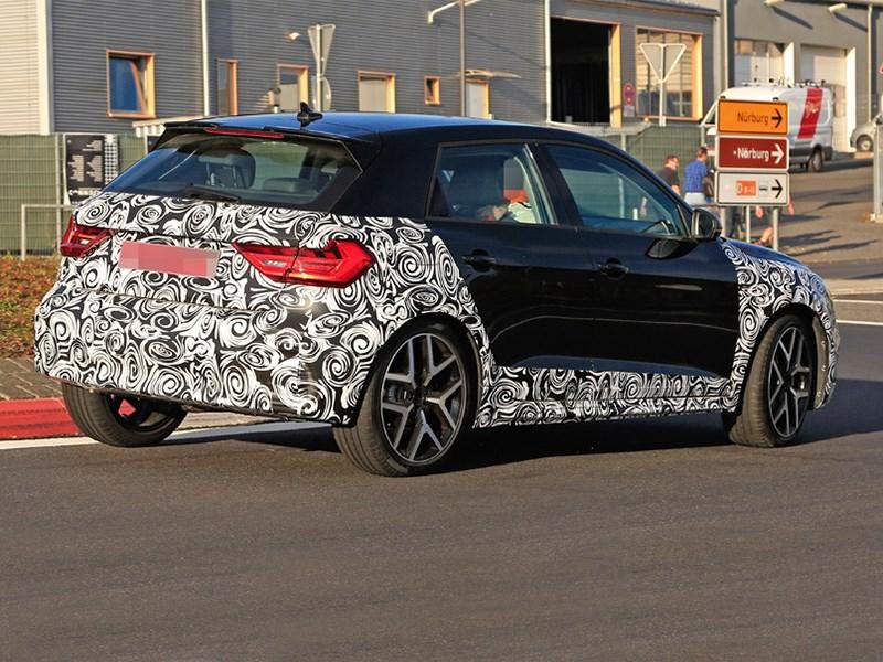 Audi A1 allroad quattro увидит свет уже в следующем году Фото Авто Коломна
