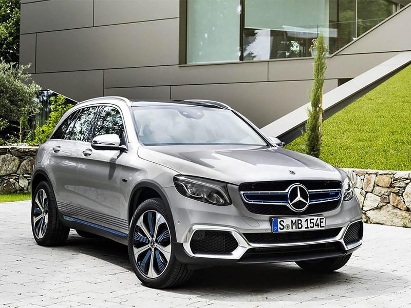 Mercedes Benz начал выпуск необычной модели Фото Авто Коломна