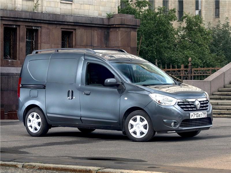 Renault Dokker - renault dokker 2018 стирает грани между lcv и кроссоверами